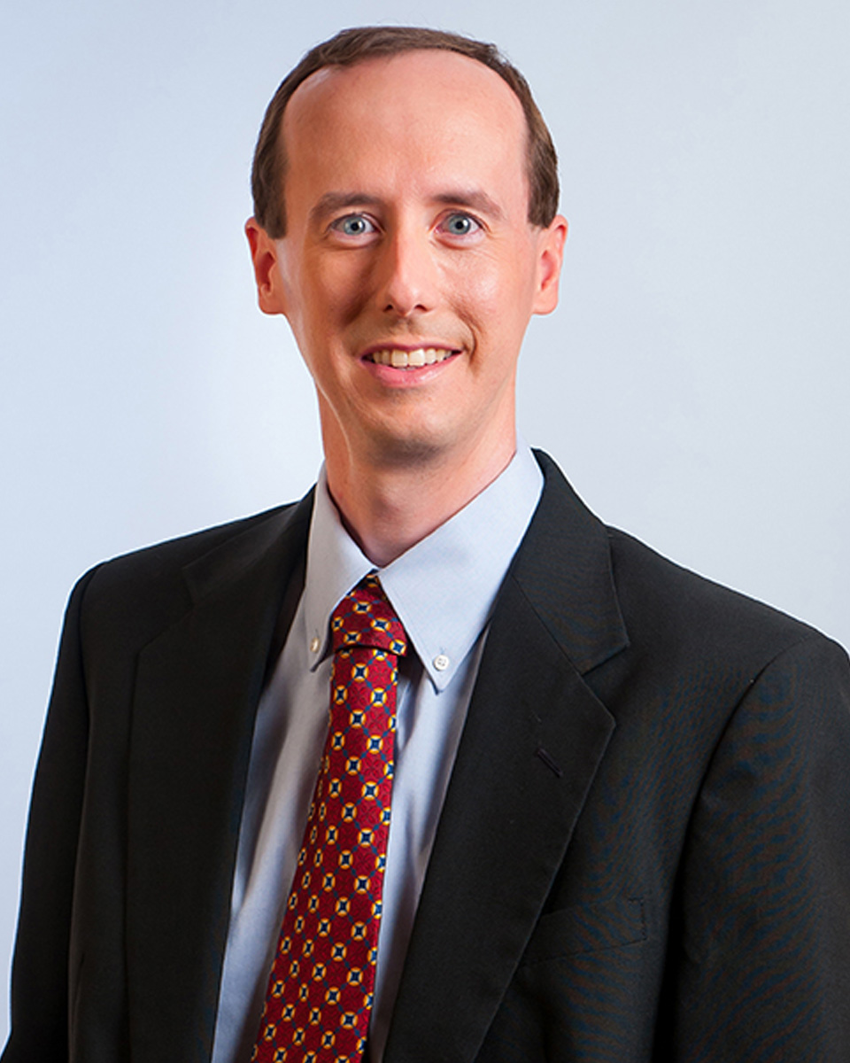 Russell Sumner, VP of Information Systems