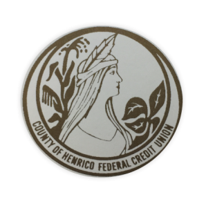 Henrico Federal Credit Union 1967 seal